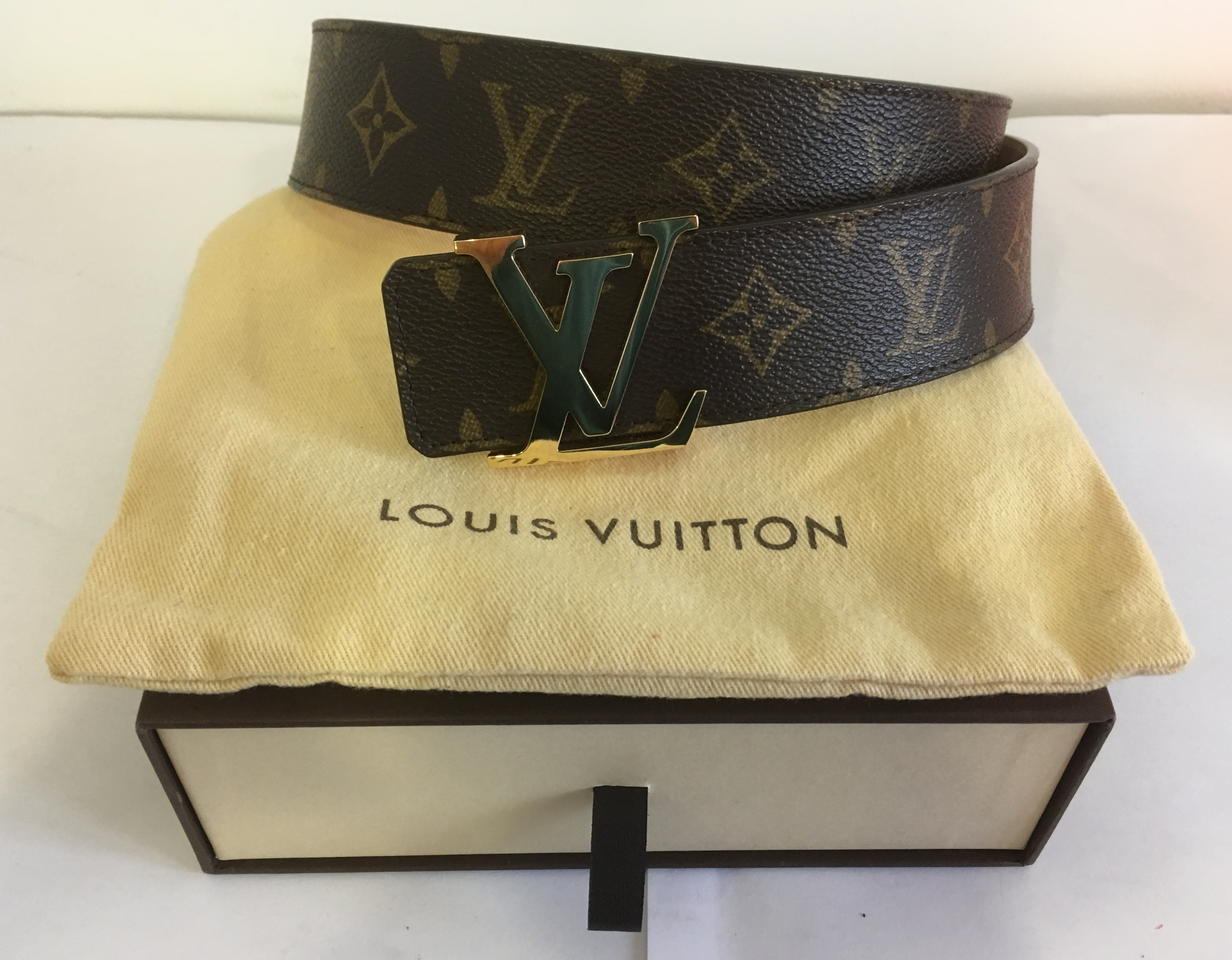 louis vuitton - riem | fin shop belgium